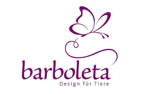 Logo Barboleta Design für Tiere